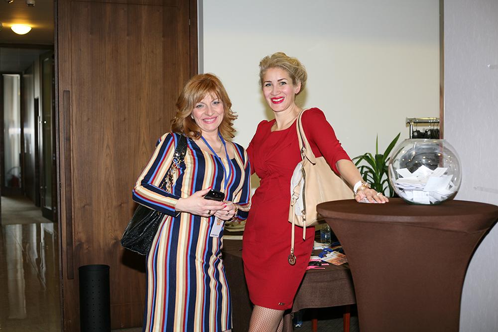 Jelena Milanović i Milica Bursać