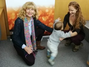 Divna Miljković: Na porođaju se ne rađa samo beba, već i cela porodica